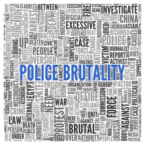 police brutality -- action legal group